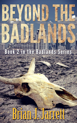 Beyond the Badlands Cover 251x400